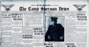 Camp Sherman News