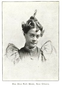 Miss Alice Ruth Moore