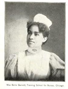 Miss Belle Garnett