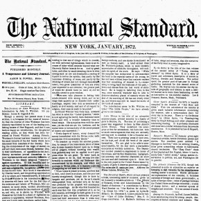 The National Standard