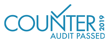 COUNTER 2019 Audit Passed