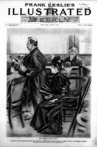 The Lizzie Bordern Murder Trial Ends