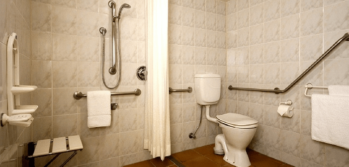 Bathrooms for the Disabled: Necessary Handicap Design Elements for the Home Bathroom