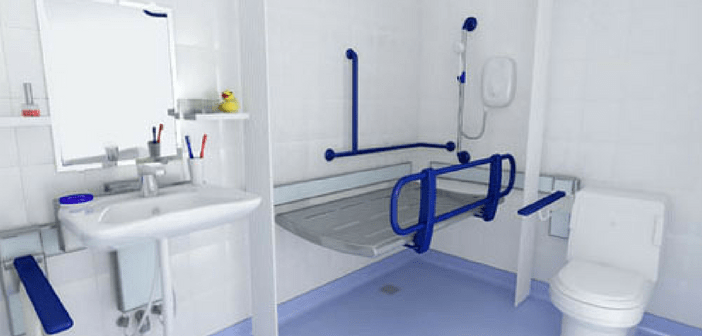 Essential Bathroom Aids for the Disabled