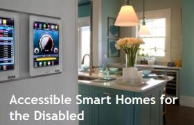 accessible smart homes for the disabled