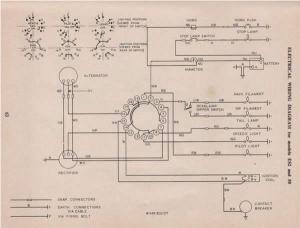 Early Norton Wiring Diagrams   Norton Commando Motorcycle