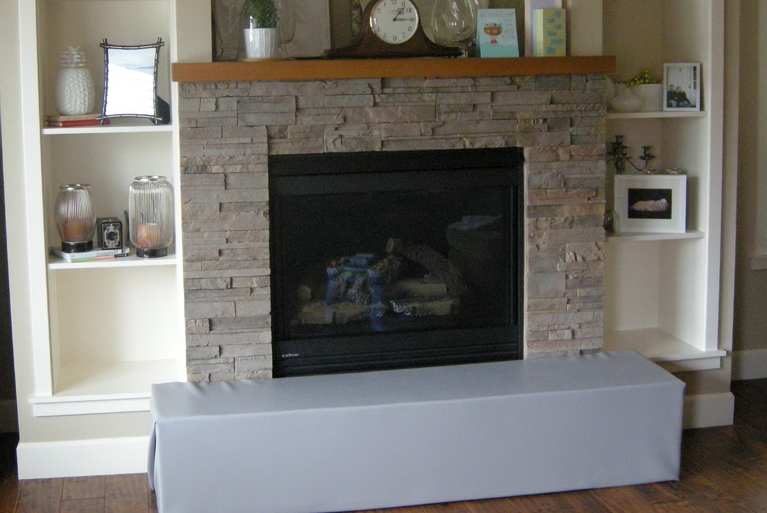 Baby Proofing Fireplace Hearth