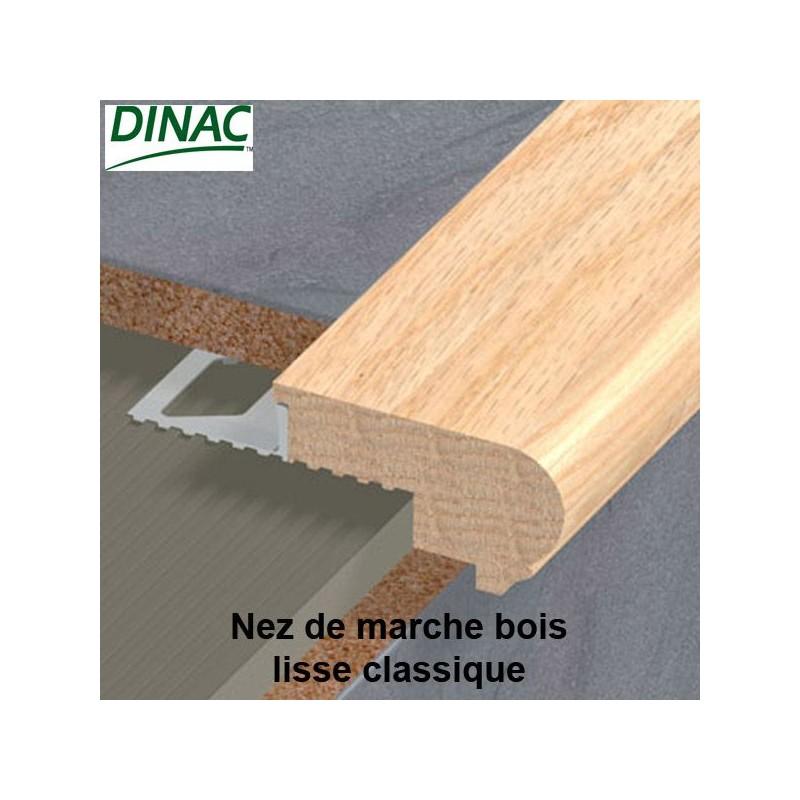 Nez De Marche Chene Lisse Classique Large 14 Mm Accessoires Carrelage