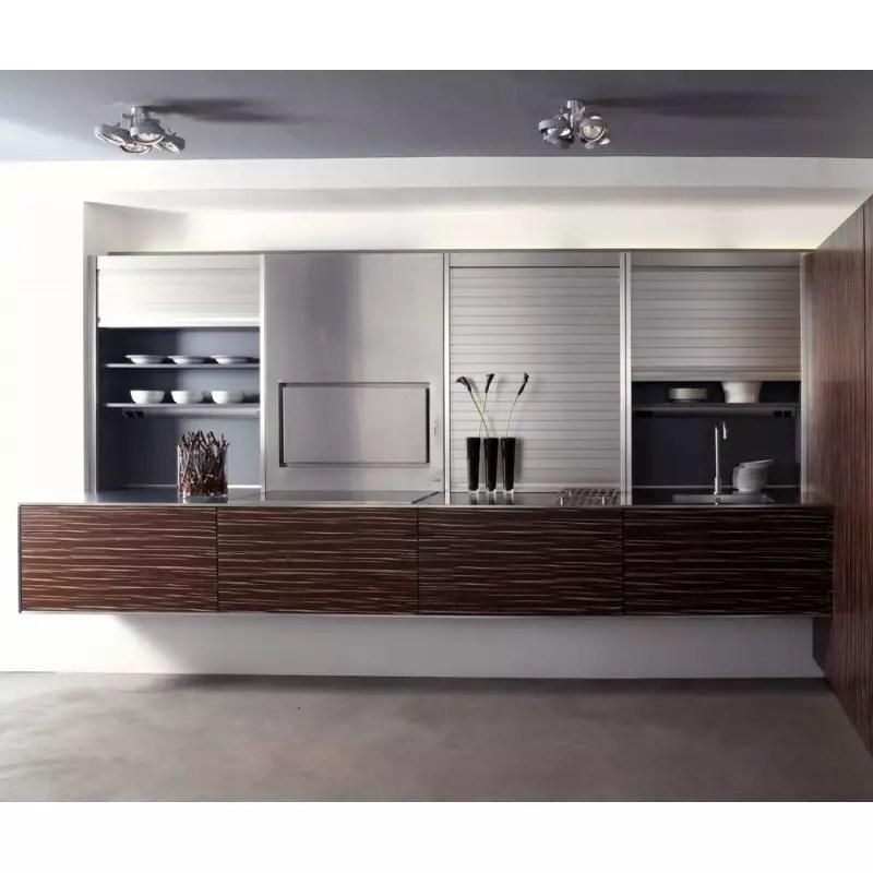 rideau coulissant en aluminium meuble haut accessoires de cuisines