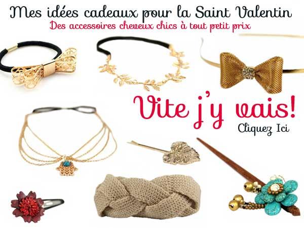 Ides Cadeaux Saint Valentin Femme