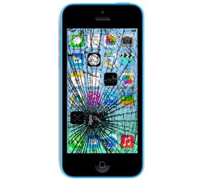 iphone 5c glass screen repair