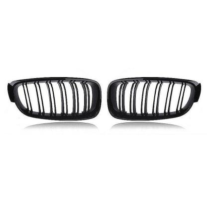 For BMW F34 GT 3-Series Grill Grille 2012-2019