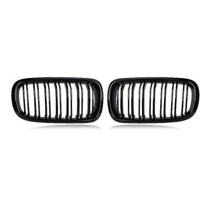 For BMW F15 F16 X5 X6 Grill Grille 2014-2017