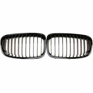For BMW F20 F21 1-Series Grill Grille 2010-2015