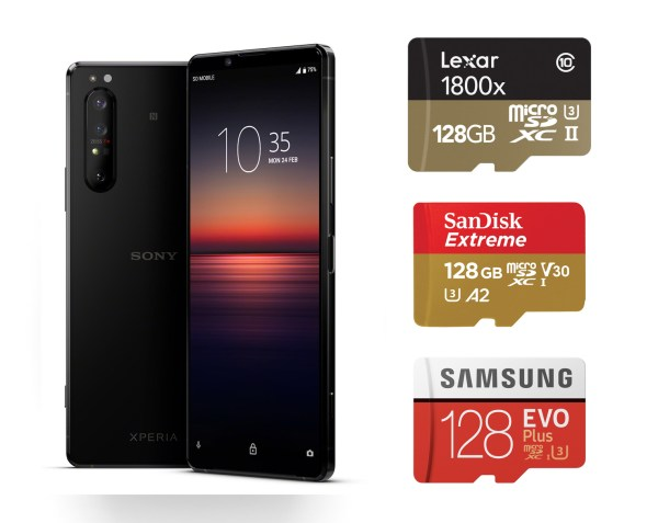 Best Memory Card for Sony Xperia 1 II – Accessories Tested