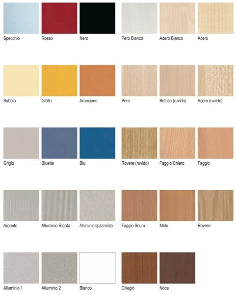 La collezione colori 5051 di sikkens è stata realizzata dal centro. Accessori Farmacia Pannellatura Per Parete Dogata Finitura A Specchio Acrilico