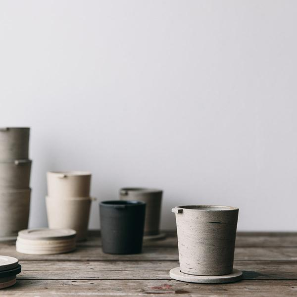 flint smart ceramic cup jono smart - the future kept