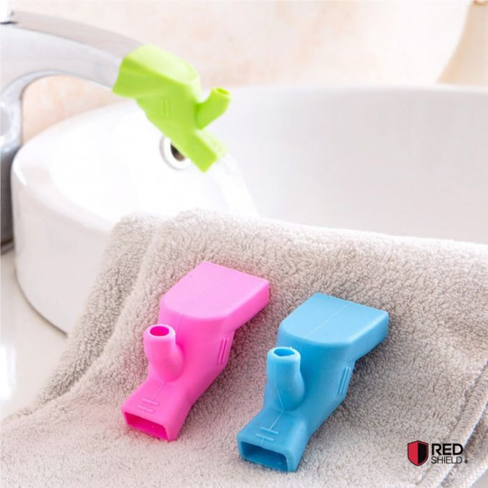 eutuxia water tap faucet extender for kitchen bathroom sinks gargling fountain hand washing and teeth brushing solution for babies toddlers kids