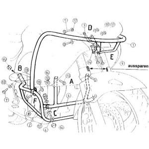 Honda NT650V Deauville Parts | Accessories International