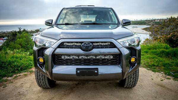 "Toyota, 4Runner (14-18), 30"" S8/OnX6 Grille Mount Kits"