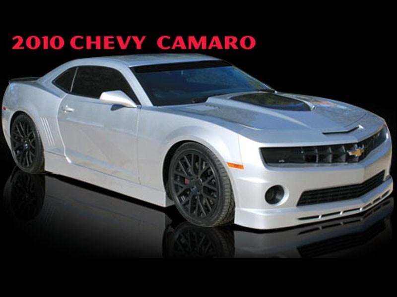 Camaro Ground Effects Body Kit