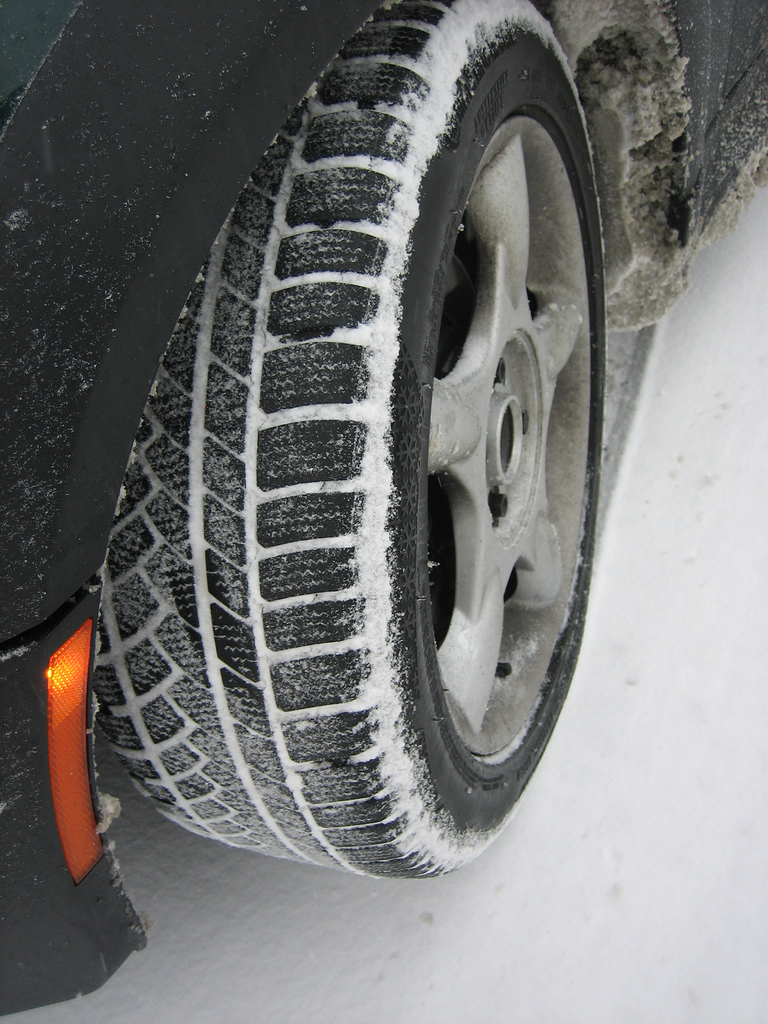 Vancouver Car Rental Winter Tires