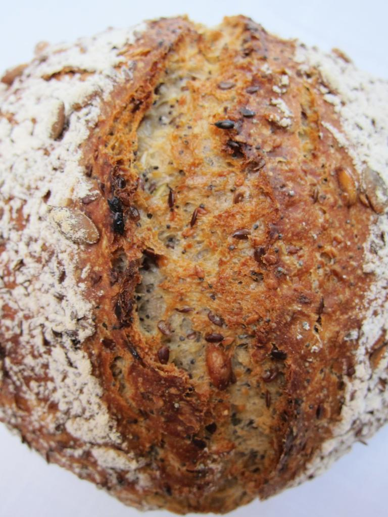 Seedy Spelt Bread | Accidental Artisan