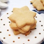 Spelt Shortbread Cookies | Accidental Artisan