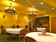 Breakfast room at Bavarian Lodge