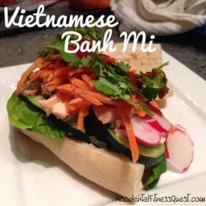 Vietnamese Bahn Mi
