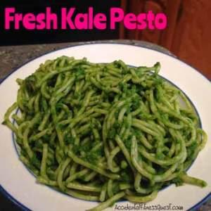 Fresh Kale Pesto