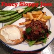 Fancy Sloppy Joes