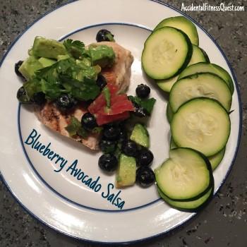 Blueberry Avocado Salsa