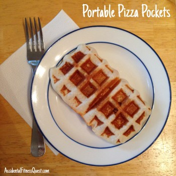 Portable Pizza Pockets