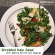 Shredded Kale Salad
