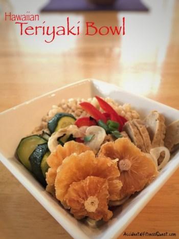 Hawaiian Teriyaki Bowl