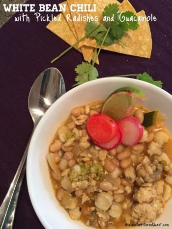 White Bean Chili