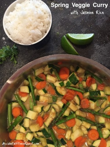 Spring Veggie Curry