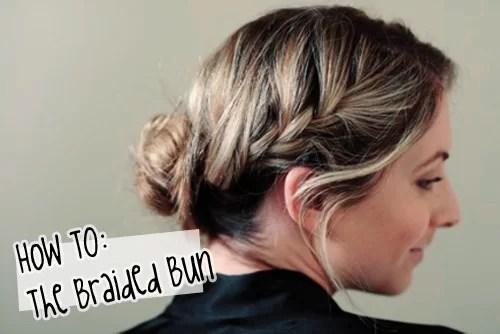 How to braided bun | AccidiosaV
