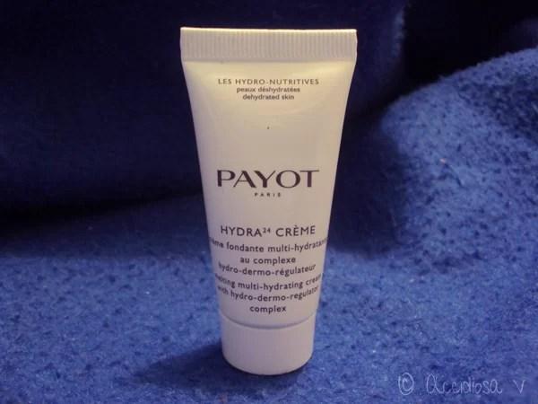 GlossyBox Ottobre 2011 - Payot HYDRA 24 CREME