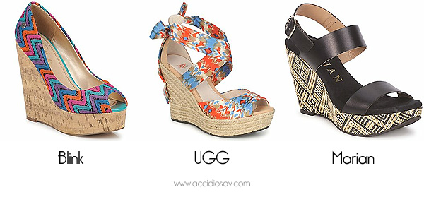 Shoes Trends Summer 2012: Abstract Prints - www.accidiosav.com