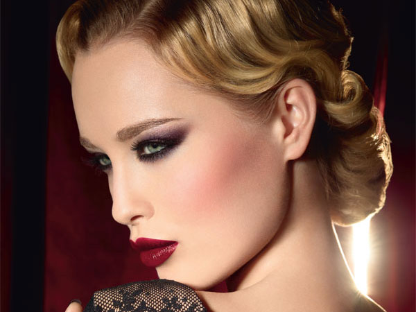 "Make Up For Ever ""Black Tango"", Fall Winter 2012/2013 Collection - Look"