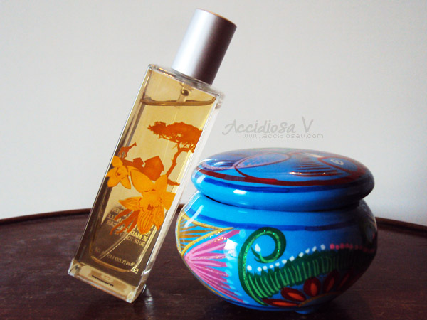 Profumi del Mondo The Body Shop: Madagascan Vanilla Flower