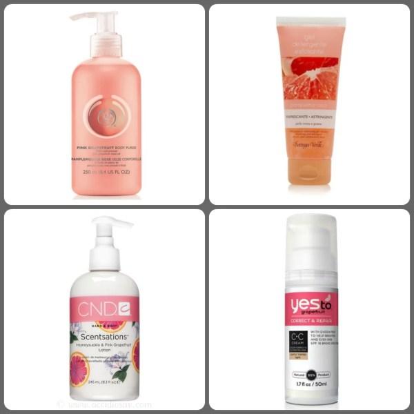 Il pompelmo in quattro prodotti beauty per l'autunno | AccidiosaV