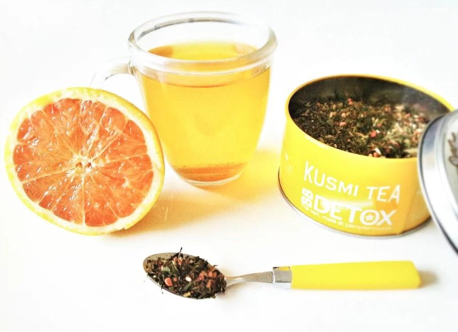 I benefici del pompelmo - Kusmi Tea BB Detox | AccidiosaV