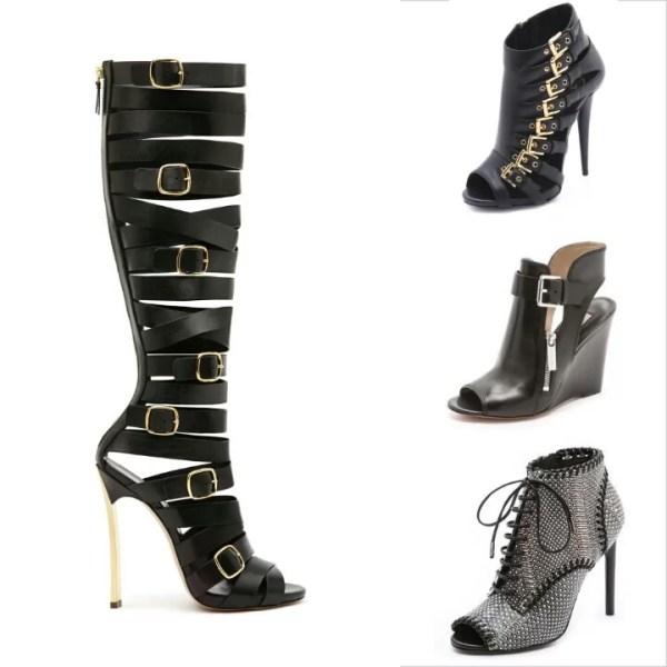 Sandal Boots - Trend Scarpe Autunno Inverno 2013