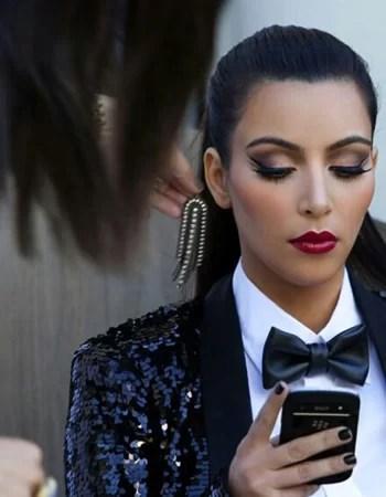 Makeup per capodanno kim kardashian