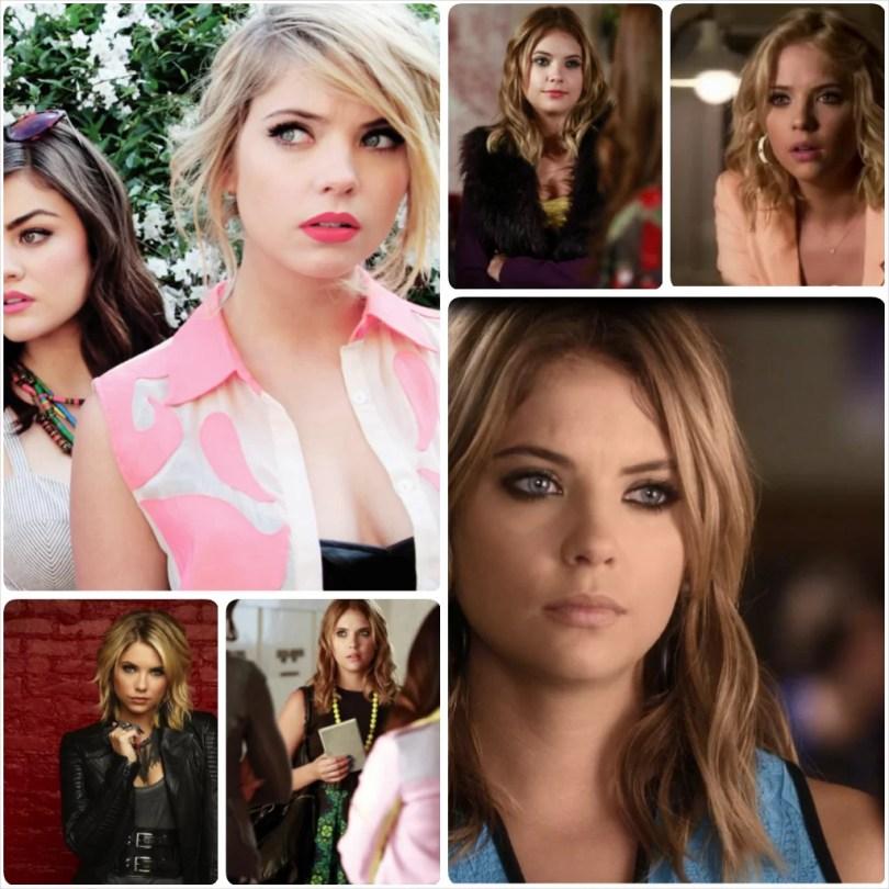 Tv Beauty | Il makeup e gli hairstyle di Hanna Marin (Ashley Benson) in Pretty Little Liars | AccidiosaV