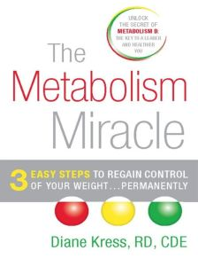 The Metabolism Miracle - Diane Kress - Book | AccidiosaV