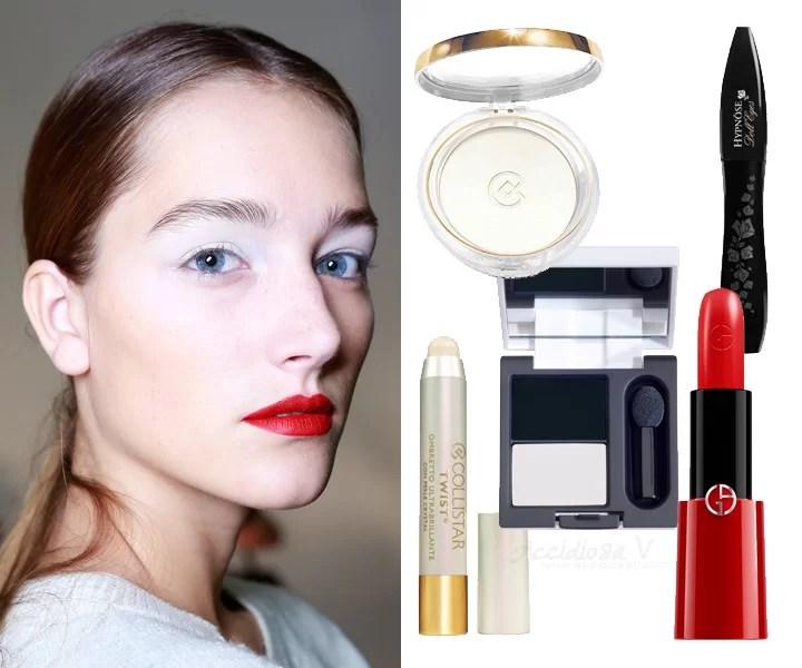 Idee Makeup San Valentino - Altuzarra RTW Primavera Estate 2014 | AccidiosaV